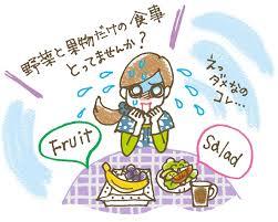 ダイエットの食事 画像